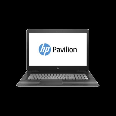 Prijenosno računalo HP Pavilion Gaming 17-ab200nm 1GM87EA / Core i7 7700HQ, DVDRW, 8GB, 1000GB + 256GB SSD, GeForce GTX 1050 4GB, 17.3'' IPS FHD, HDMI, G-LAN, BT, USB 3.1, DOS, srebrno