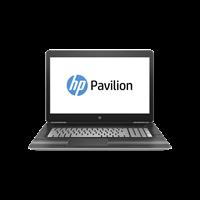 Prijenosno računalo HP Pavilion Gaming 17-ab203nm 1LL01EA / Core i7 7700HQ, DVDRW, 16GB, 1000GB + 128GB SSD, GeForce GTX 1050 4GB, 17.3'' IPS FHD, HDMI, G-LAN, BT, USB 3.1, DOS, srebrno