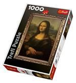 Slagalica TREFL 10002, Mona Lisa, 1000 komada