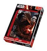 Slagalica TREFL 10392, Star Wars, On The Dark Side Of The Force, tamna strana sile, 1000 komada