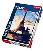 Slagalica TREFL 10394, Paris At Dawn, Pariz u zoru, 1000 komada