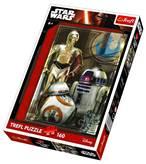 Slagalica TREFL 15323, Star Wars, Droids, 160 komada