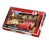 Slagalica TREFL 16160, Disney Cars, Best Pals, najbolji prijatelji, 100 komada