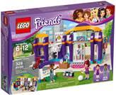 LEGO 41312, Friends, Heartlake Sports Center, sportski centar u Heartlakeu