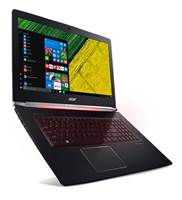 Prijenosno računalo ACER Aspire V Nitro VN7-793G-72J2 NH.Q1LEX.020 / Core i7 7700HQ, 16GB, 1000GB + 256GB SSD, GeForce GTX 1060 6GB, 17.3'' LED IPS FHD, LAN, kamera, HDMI, USB 3.0, Windows 10, crno