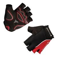 Biciklističke rukavice ENDURA Xtract Mitt, kratki, crvena/crna, vel.M