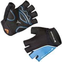 Biciklističke rukavice ENDURA Xtract Mitt, kratki, plava/crna, vel.S