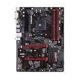 Matična ploča GIGABYTE GA-AB350 Gaming, AMD B350, DDR4, zvuk, G-LAN, SATA, M.2, PCI-E 3.0, CrossFireX, DVI-D, HDMI, USB 3.1, ATX, s. AM4