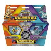Igraće karte POKEMON, XY Trainer Kit, Pikachu Libre and Suicune