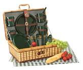 Piknik košara GREEN PARK, za 4 osobe