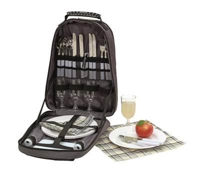 Piknik ruksak COOLNESS, za 4 osobe