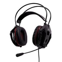Slušalice GAMDIAS Eros V2, GHS3200u, 7.1 virtual, crne