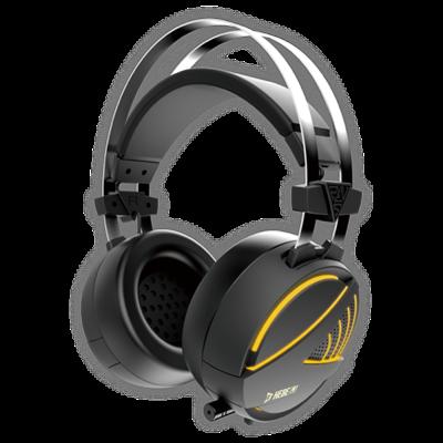 Slušalice GAMDIAS HEBE M1 RGB, 7.1 Virtual, USB, crne