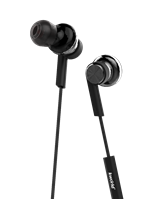 Slušalice KWORLD S34, Gaming, stereo, in ear, mikrofon, crne