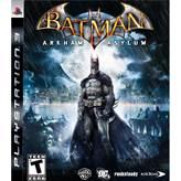 Igra RABLJENA za SONY PlayStation 3, Batmain : Arkham Asylum
