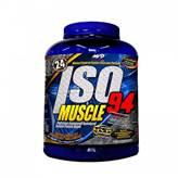 Proteini MVP NUTRITION ISO Muscle 2,2kg vanilija