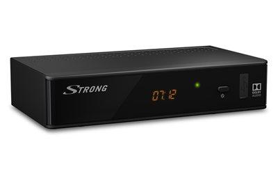 TV tuner STRONG SRT 8211, DVB-T2 HEVC