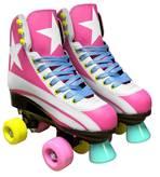 Dječje role STAMP JQ200035, Quad Skates, disco role, veličina 35