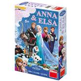 Društvena igra DINO, Frozen, Ana i Elsa