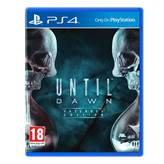 Igra za PS4, Until Dawn Extended D1 Edition PS4