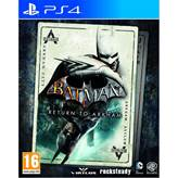 Igra za SONY PlayStation 4, Batman Return to Arkham PS4