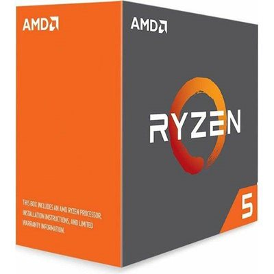 Procesor AMD Ryzen 5 1600X BOX, s. AM4, 3.6GHz, 19MB cache, Six Core, bez hladnjaka