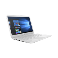 "Prijenosno računalo HP Stream 14-ax001nm 1NA91EA / DualCore N3060, 4GB, 32GB eMMC, HD Graphics, 14.0"" WLED HD, BT, HDMI, USB 3.1, Windows 10, bijelo"