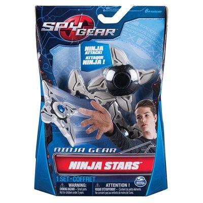 Igračka SPIN MASTER, Spy Gear, Ninja Stars, shurikeni