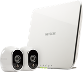 Komplet mrežnih kamera NETGEAR ARLO VMS3230-100EUS, HD video, senzor pokreta, night vision, outdoor rdy, ARLO app + bazna stanica