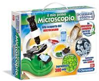 Kreativni set CLEMENTONI, Mladi Znanstvenici, Moj prvi mikroskop