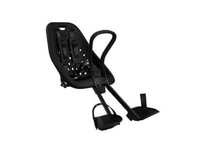 Dječja sjedalica THULE Yepp Mini, crna, montaža na upravljač