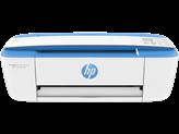 Multifunkcijski uređaj HP DeskJet 3787, printer/scanner/copier, 4800dpi, Ink Advantage, ePrint/AirPrint, USB, WiFi + crna tinta