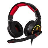 Slušalice TTeSports CRONOS RGB 7.1, 7.1 Virtual, USB, crne