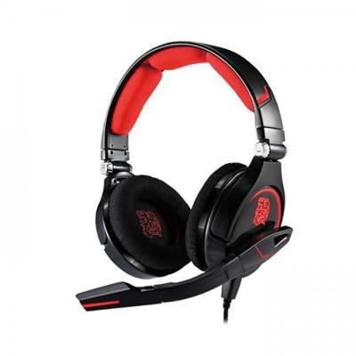 Slušalice TTeSports CRONOS, 3,5mm/USB, crne