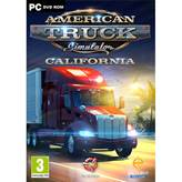 Igra za PC, American Truck Simulator California