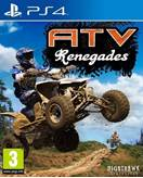 Igra za PlayStation 4, ATV: Renegades PS4