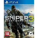 Igra za PlayStation 4, Sniper Ghost Warrior 3 PS4