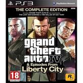 Igra za SONY PlayStation 3, Grand Theft Auto IV + Episodes From Liberty City, akcijska avantura