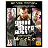 Igra za PC, Grand Theft Auto IV: Episodes From Liberty City, complete edition