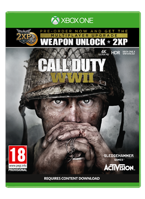 Igra za XBOX ONE, Call of Duty: WWII Standard Edition XBOX ONE - Preorder