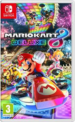 Igra za NINTENDO Switch, Mario Kart 8 Deluxe Switch