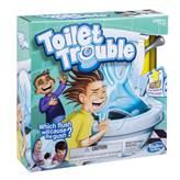 Društvena igra HASBRO, Toilet Trouble