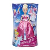 Lutka HASBRO C0544, Disney Princess, Cinderella Fashion Reveal, Pepeljuga
