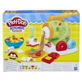 Masa za modeliranje HASBRO B9013, Play-Doh, Noodle Makin' Mania, set za izradu tjestenine