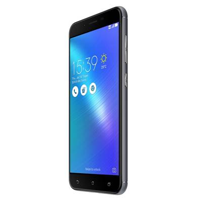 "Smartphone ASUS Zenfone 3 Max ZC553KL, 5.5"" IPS FHD, OctaCore Qualcomm Snapdragon 430 1.4GHz, 3GB RAM, 32GB Flash, microSD, Dual SIM, BT, GPS, 4G, Android 6, sivi"