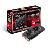 Grafička kartica PCI-E ASUS AMD RADEON RX 570 Expedition OC, 4GB GDDR5, DVI, HDMI, DP