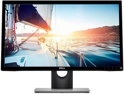 """Monitor 24"""" LED DELL SE2417HG, FHD, 2ms, 300cd/m2, 1000:1, D-Sub, HDMI, crni"""