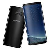 """Smartphone SAMGUNG Galaxy S8+ G955F, 6.2"""" AMOLED, OctaCore Exynos 8895 2.3GHz & 1.7GHz, 4GB RAM, 64GB Flash, BT, 4G, A-GPS, Android 7.0, crni"""