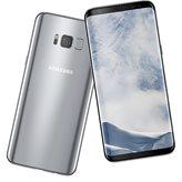 """Smartphone SAMGUNG Galaxy S8+ G955F, 6.2"""" AMOLED, OctaCore Exynos 8895 2.3GHz & 1.7GHz, 4GB RAM, 64GB Flash, BT, 4G, A-GPS, Android 7.0, srebrni"""