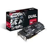 Grafička kartica PCI-E ASUS AMD RADEON RX 580 Dual OC, 4GB DDR5, DVI, HDMI, DP